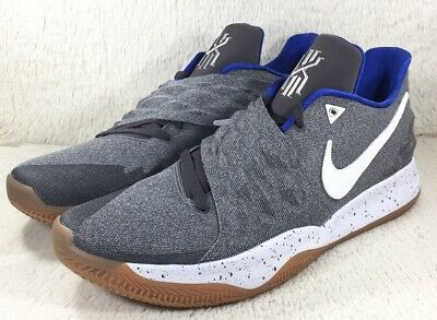 timeless design d9349 220c0 NEW NIKE KYRIE 4 Uncle Drew Shoes Mens Grey Gum Athletic Low AO8979-005  Size 18