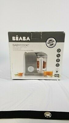 BEABA Babycook Food Maker in Cloud Grey FREE SHIPPING