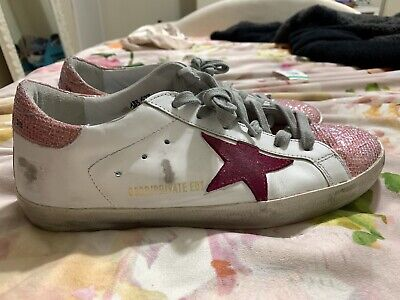 fdec5f060 FINAL PRICE DROP] NEW! Womens Golden Goose Superstar Sneakers US 9 ...
