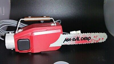 Ash vs Evil Dead Chainsaw Power Bank USB Loot Crate Exclusive 2016