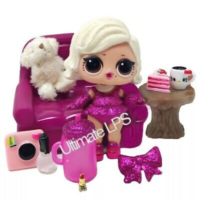 LOL Surprise #HAIRGOALS GLAMOUR QUEEN Rare~New Authentic L.O.L Hair Goals Doll