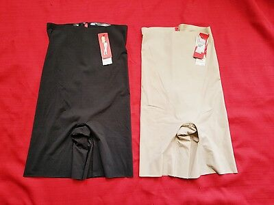 Spanx Women's Trust Your Thinstincts High Waisted Mid Thigh Shaper #2123 M
