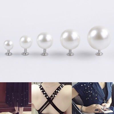 Pearl rivets button for cloth pant hat bag DIY`crafts decor garment scrapbookiEO