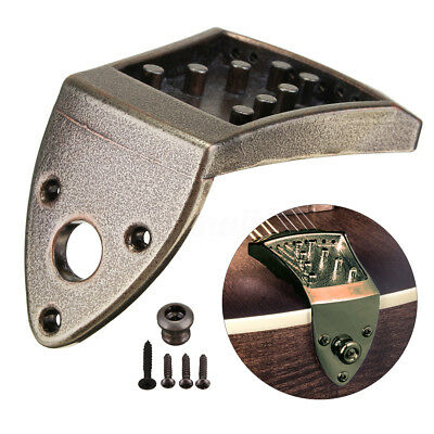 Golden Triangle 8-String Mandolin Tailpiece For Musical Guitar Accessories