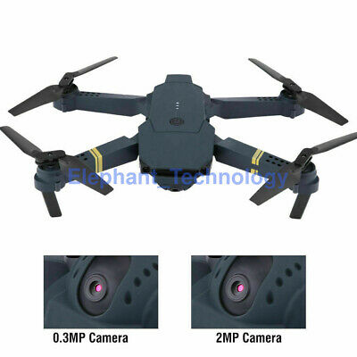 Drone x pro 2.4G Selfi WIFI FPV With 720P HD Camera Foldable RC Quadcopter USPS