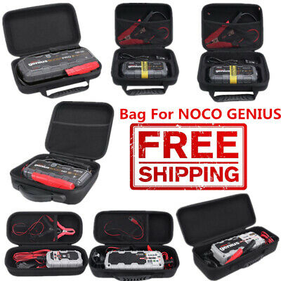 Carry Case Bag Storage For NOCO GENIUS GB40 G7200 GB1500 GB70 Battery Charger