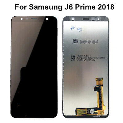 For Samsung J6 Prime 2018 LCD Display Touch Screen Digitizer Replacement