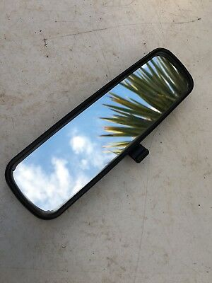 03-09 Ford Fiesta Rear View Interior Mirror Glass Only
