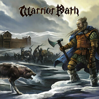 WARRIOR PATH-s/t Digi-CD Wardrum,Firewind,Beast In Black,Manowar,Warlord,Private