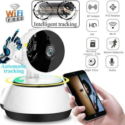 1080P WIFI Wireless Pan Tilt Security IP Camera CCTV Night Vision Cloud Storage