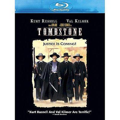 Tombstone Used - Like New Condition Blu-Ray