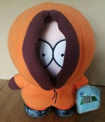"""South Park 1998 12"""" Kenny Doll Decent Pre Owned Condition With Tags!"""