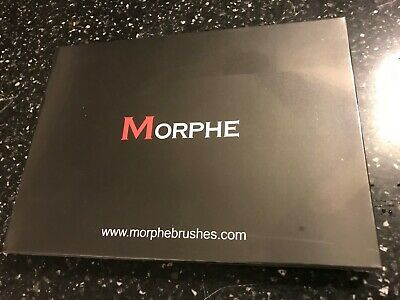 Morphe Brushes 35W WARM COLOR COLOUR EYESHADOW PALETTE MAKEUP Make-Up NEW