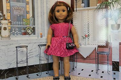 """American Girl 2016 """"Merry Magenta Outfit"""" - COMPLETE - NIB"""