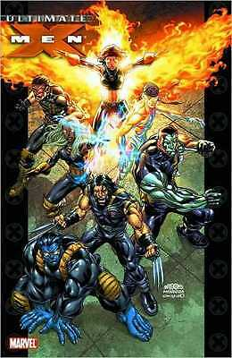 ULTIMATE X-MEN Book 2 MARVEL GRAPHIC NOVEL New & Mint 336 Pages WOLVERINE Gambit