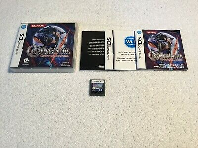 *SUPERB* Castlevania Order Of Ecclesia Nintendo DS Boxed & Complete PAL UK