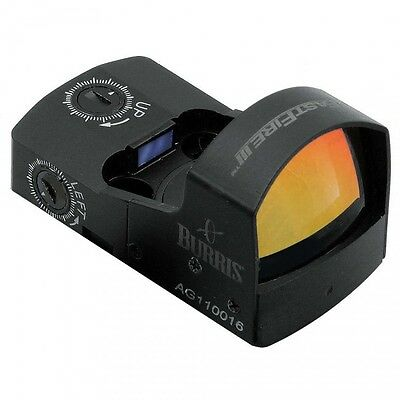 Burris FastFire III 8 MOA  Red Dot Sight with No Mount 300237