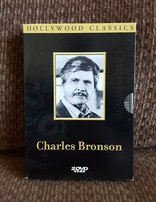 Charles Bronson *Rare!* Hollywood Classic 2 Dvd set