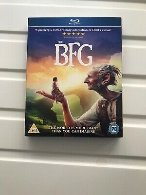 The BFG (Blu-Ray) With Sleeve - NEW Sealed