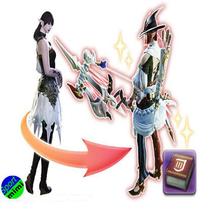 FINAL FANTASY XIV FFXIV FF14 Level Boost Tales of Adventure One Bard's Journey I