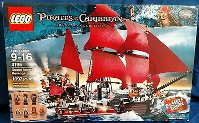 NEW LEGO Tricone tan 4195 of the Caribbean Cook Headgear Pirates