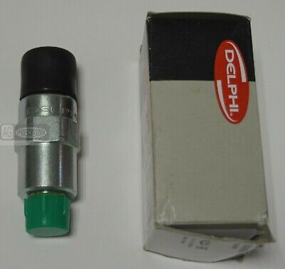 GENUINE DELPHI 12V STOP SOLENOID WITH CENTRAL STUD CONNECTOR 9108-073A