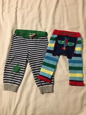 Mini Boden & Blade & Rose Baby Boys Trousers 6-12 Months