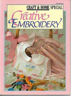 Creative Embroidery - smocking cross stitch trousseau