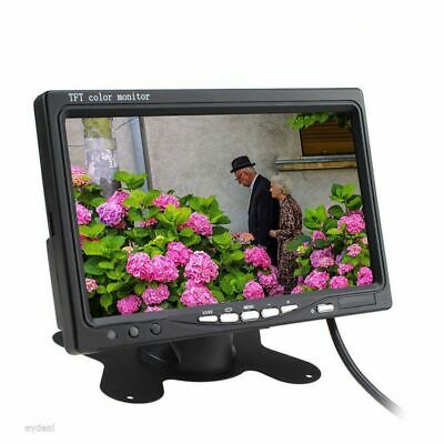 ATian 5 inch HD (800480) Foldable TFT LCD Digital Car Rearview Monitor For Backu