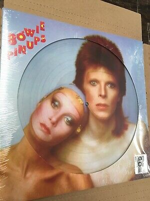 2019 RSD David Bowie Pin Ups Picture Disc Record Store Day LP Vinyl NEW Sealed