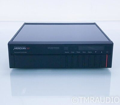 Meridian 541 Home Theater Processor; MSR Remote