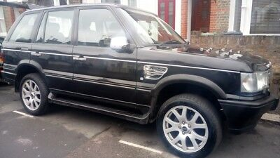 Range Rover P38, 2.5D. Fsh Low Mileage, 1 Year Mot Bargain. Clean In & Out.