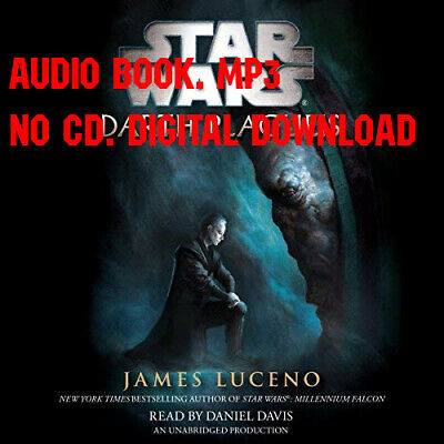 Darth Plagueis (Star Wars) by James Luceno unabridged Audiobook E-delivery