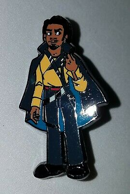 young Lando pin Star Wars Celebration Chicago 2019 SWCC Exclusive