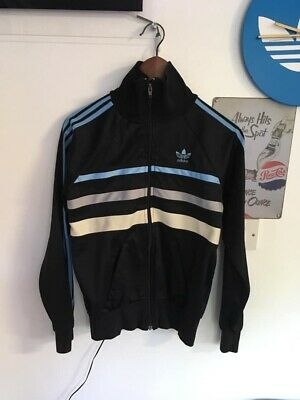 "utterly stylish new high many fashionable ADIDAS ORIGINALS FIRST Adi First Vintage Tracktop XS 21"" Ptp ..."