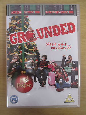NEW / SEALED - Grounded [DVD] Comedy Christmas Xmas Family Film