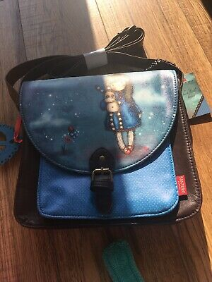 d25c6067ced2 NEW SANTORO LONDON Hush Little Bunny Bag Gorjuss Crossbody Bag BNWT