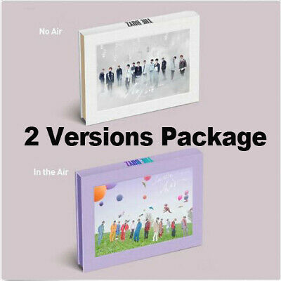 THE ONLY by THE BOYZ The 3rd Mini Album [Ver. No Air + In The Air - 2 items]