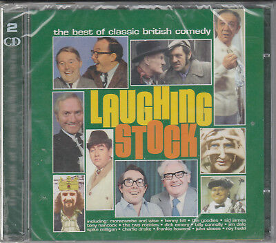 Laughing Stock: Best Of Classic British Comedy Factory Sealed NEW CD Free UK P&P