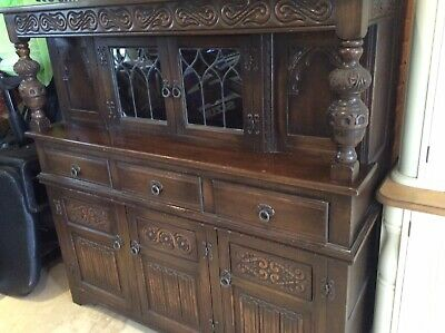 Reproduction Court Cabinet