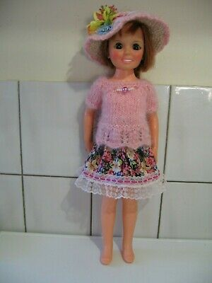 "Ideal Crissy/Chrissy  Summer Outfit for 18"" Dolls"
