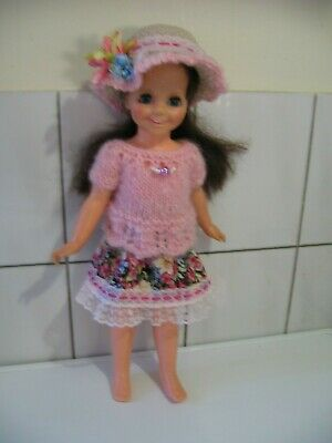 "Ideal Crissy/Chrissy  Summer Outfit for 16"" Dolls"