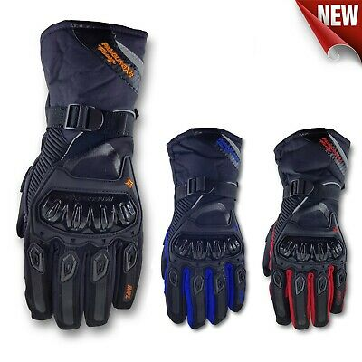 Motorcycle Waterproof Gloves Touch Screen Warm Ski Snowboard Thermal Motorbike