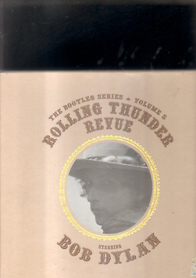 Bob Dylan – Rolling Thunder Revue BOX 3 LP classic records edition