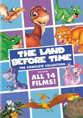 Brand new The Land Before Time: The Complete Collection (DVD, 2016, 8-Disc Set)