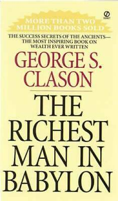 The Richest Man In Babylon by George S. Clason - PDF book