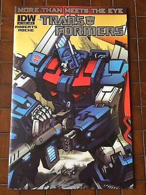 Transformers More Than Meets The Eye #1 / Cvr B / Idw / Jan 2012 / N/m 1St Print