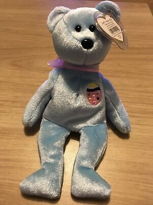 Rare Retired Ty Beanie Baby - Eggs II 2 - Easter - New With Tag