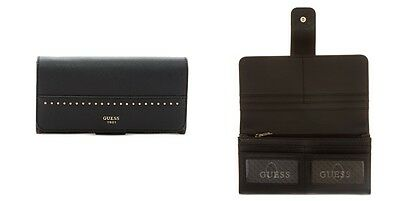 GUESS WILSON FILE Clutch $39.00 | PicClick