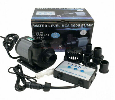 New 2018 Coral Box DCA 3000 Smart DC Pump. Produced exclusively by Jebao DCS